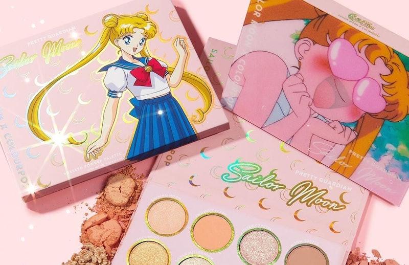 Sailor Moon x ColourPop collection is nostalgic heaven.