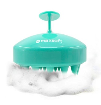 Maxsoft Hair Scalp Massager and Shampoo Brush