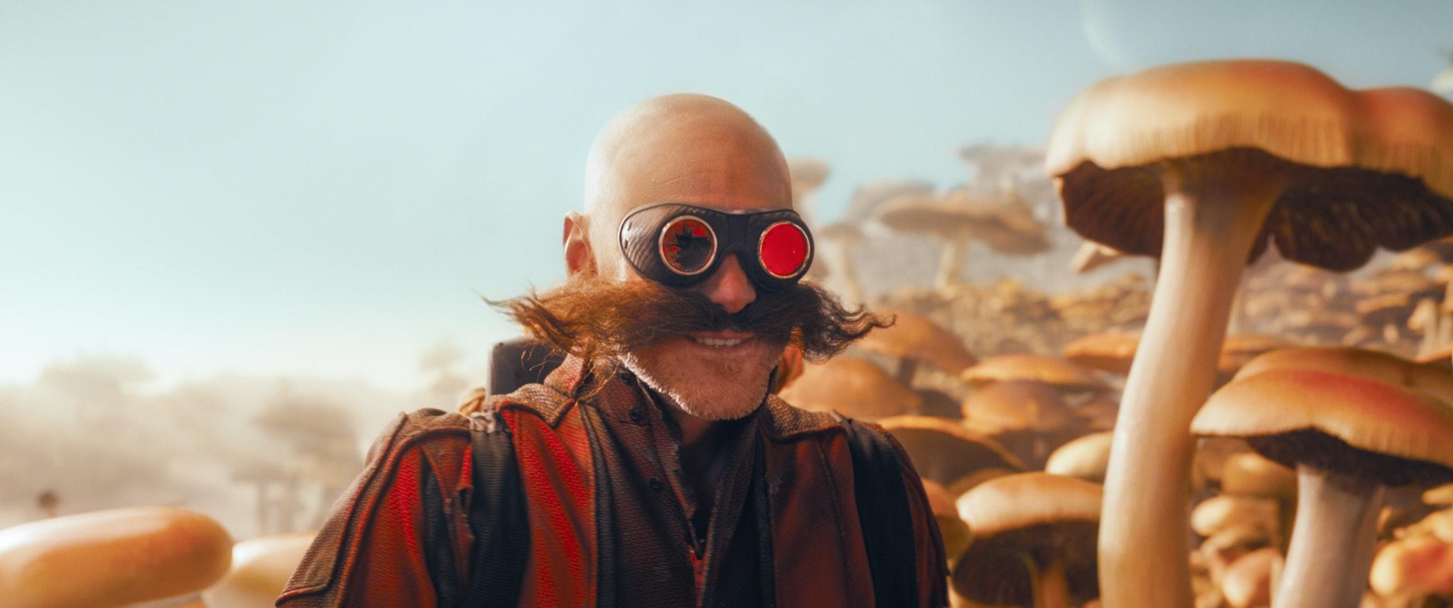 sonic the hedgehog 2 movie 2022 trailer