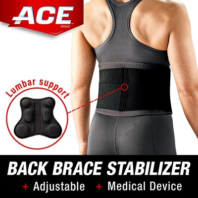 ACE Brand Deluxe Back Stabilizer