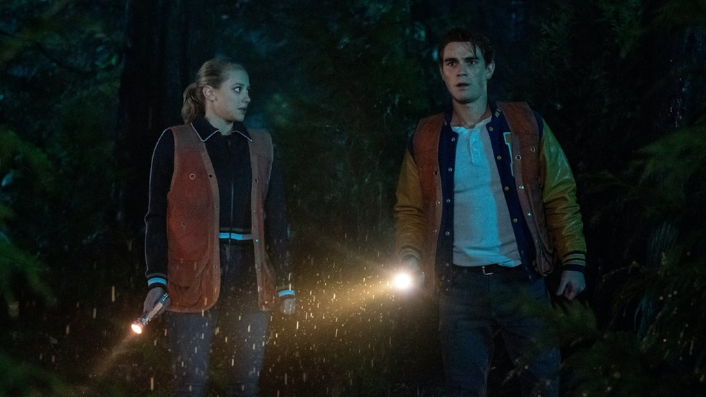 Photos from 'Riverdale' Season 4, Episode 14 show the aftermath of Jughead's supposed murder.