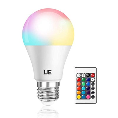 Lighting EVER LE Color Changing Light Bulb