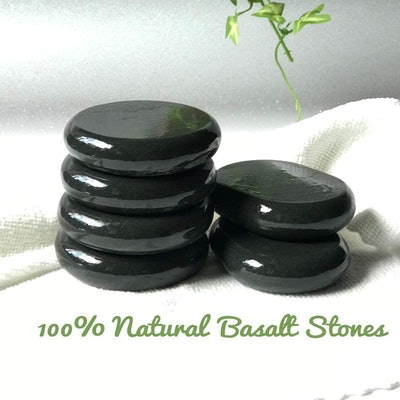 ActiveBliss Massage Stones (6-Pack)