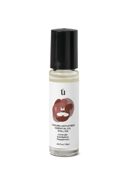 Cooling Anti-Stress Essential Oil Roll-On