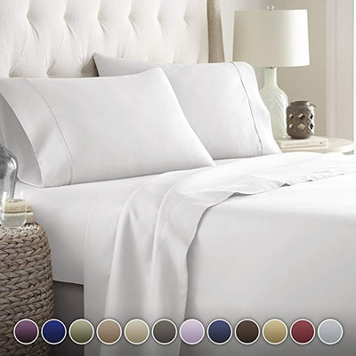 HC COLLECTION Hotel Luxury Bed Sheets