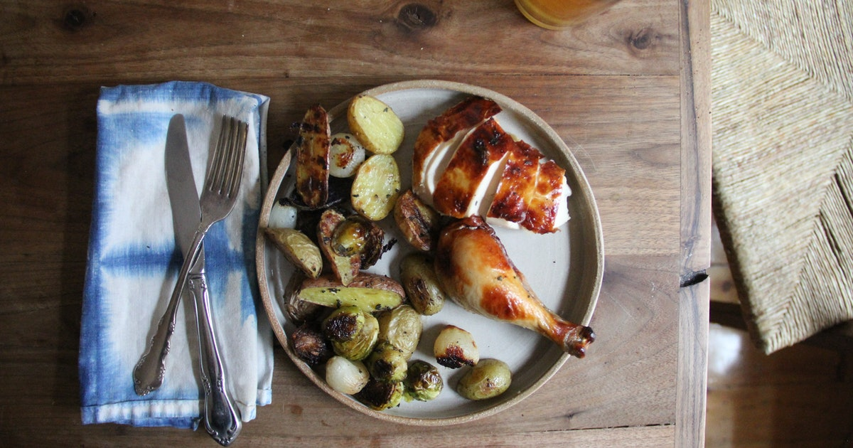 Use 2 beers and a little science to make a slammable chicken