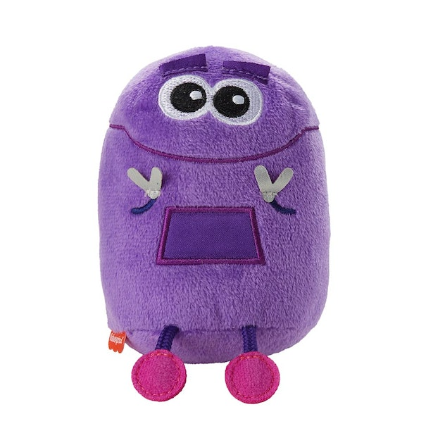 Five new 'StoryBots' toys will hit shelves in fall 2020, including the interactive 'StoryBots' plush.