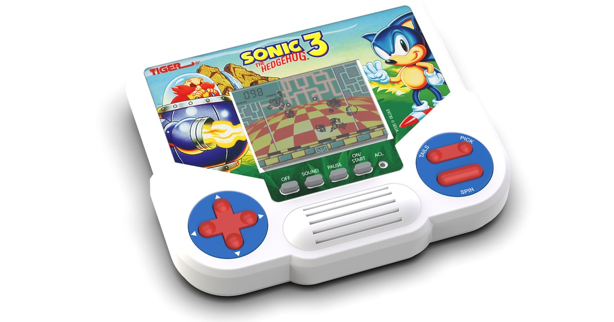 Hasbro will relaunch Tiger Electronics LCD handheld
