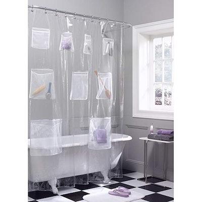 Maytex Quick Dry Shower Curtain