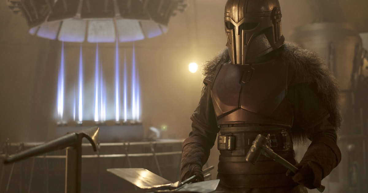 This brilliant 'Mandalorian' theory could reveal a major Season 2 conflict