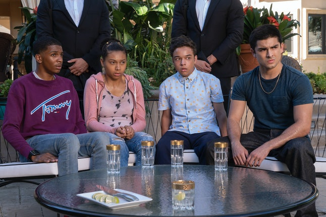'On My Block' Sezon 3 Netflix Mart 2020