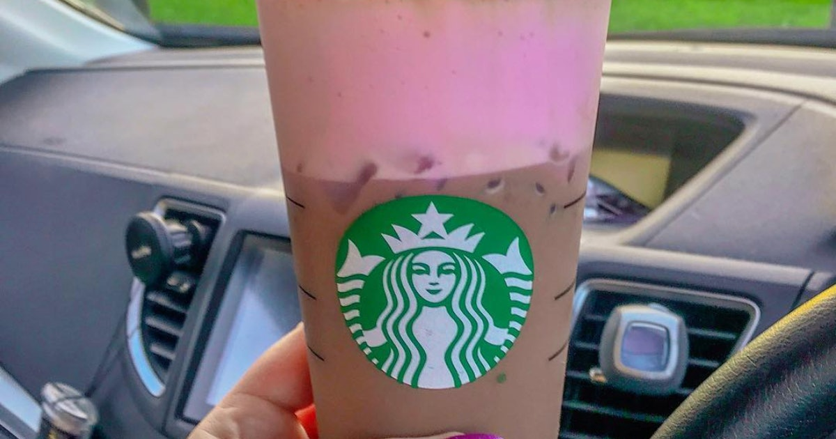 This New Pink Cold Foam At Starbucks Will Totally Up Your Instagram Game