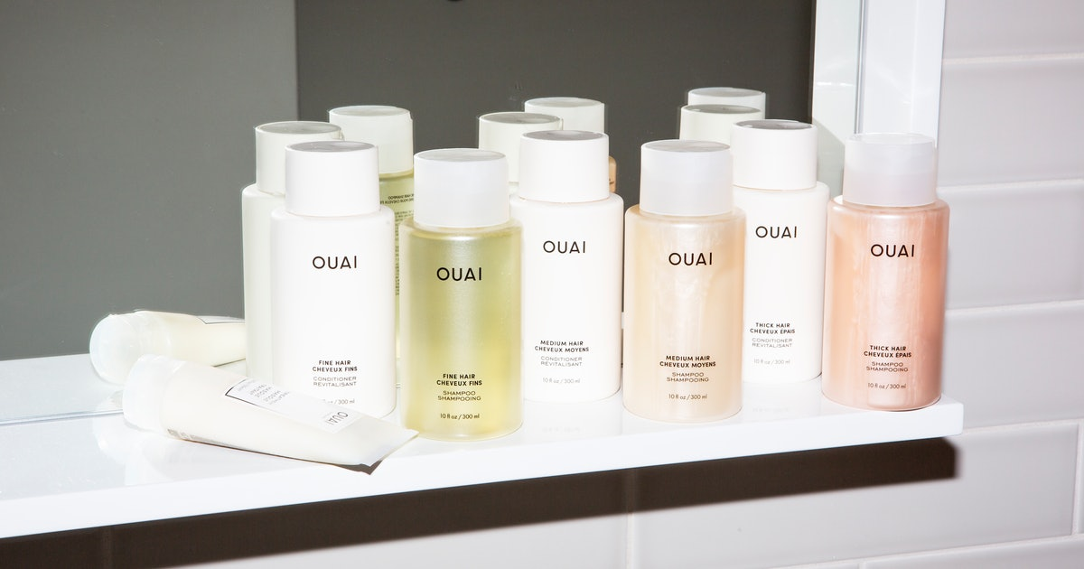 OUAI Just Dropped A Totally New Line & It'll Change The Way You Shop For Haircare