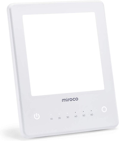 Miroco LED White Therapy Light