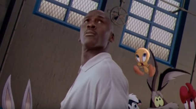 Space Jam hits Netflix in March.