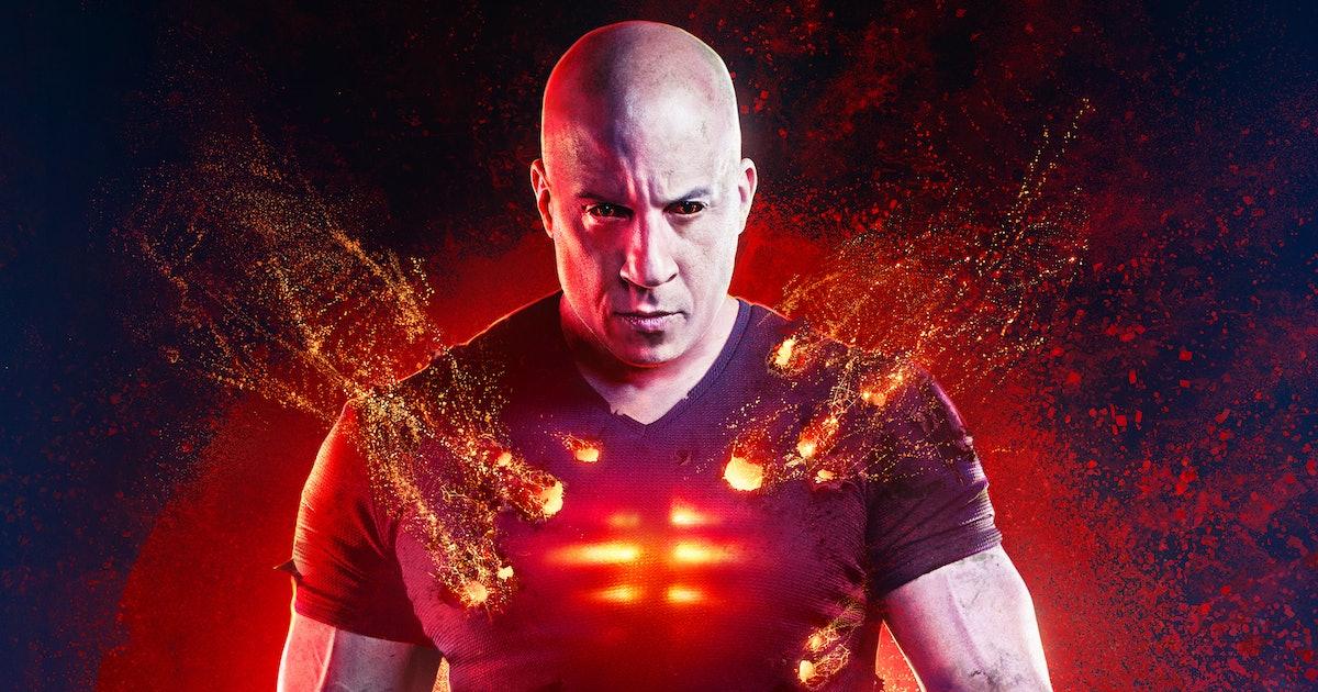 'Bloodshot' Movie Trailer, Release Date, Cast for Valiant's Vin Diesel Film