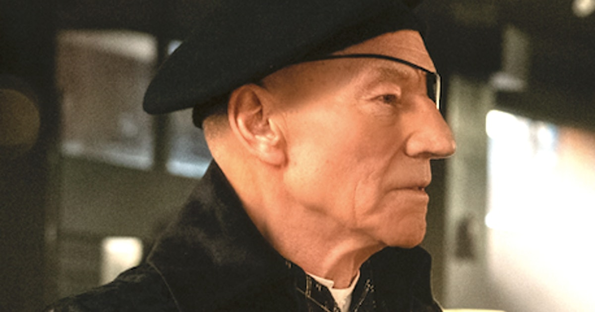 You guys: Jean-Luc wears a beret in 'Picard' Episode 5. Here's exactly when to watch.