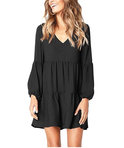 Amoretu Women Summer Tunic Dress