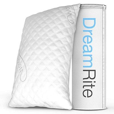 Dream Rite Hypoallergenic Memory Foam Pillow