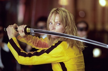 Uma Thurman, in 2003's 'Kill Bill: Volume 1.'