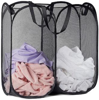 Handy Laundry Mesh Popup Laundry Hamper