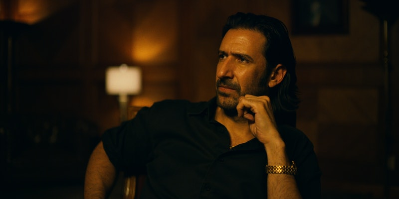 Amado Carrillo Fuentes rises to prominence in Narcos: Mexico Season 2.