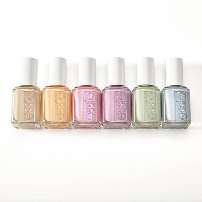 Essie's Spring 2020 Nail Polish Collection Features Pastels