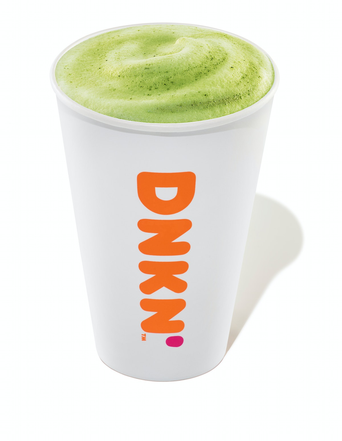 Dunkin's new Matcha Lattes for 2020 will be available starting Feb. 26.
