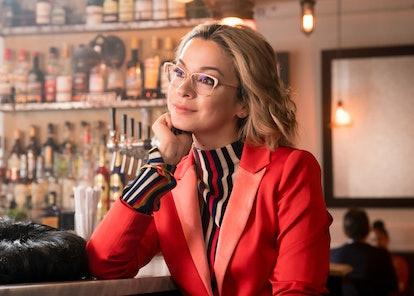 Pepper Smith on Katy Keene