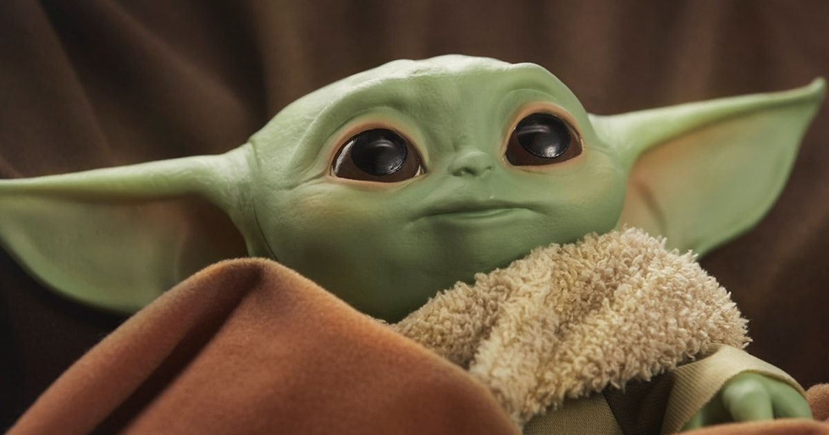 This New 'Star Wars' IG Filter Lets You Match With Characters Like Baby Yoda