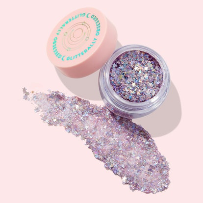 ColourPop's Sailor Moon Collection features two glitter gels.