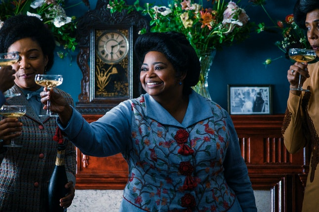 Self Made: Madam'ın Hayatından Esinlenilen CJ Walker, Mart ayında Netflix'e vurdu.
