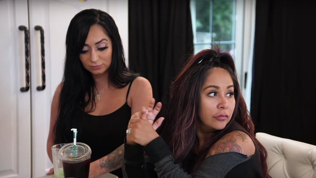 A 'Jersey Shore Family Vacation' Season 3 sneak peek teases Mike's release from prison.