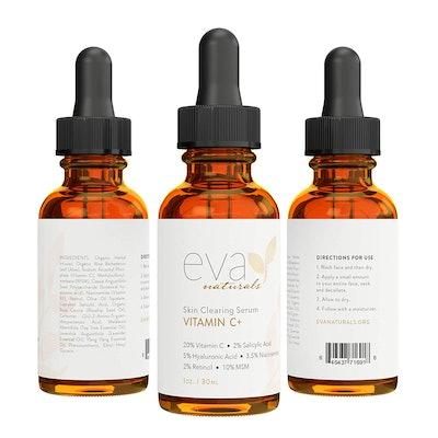 Eva Naturals Vitamin C Plus Skin Clearing Serum