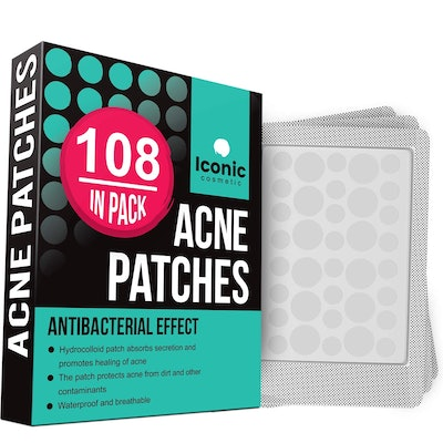 ICONIC Acne Pimple Healing Patches