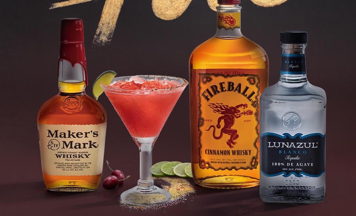 Chili's February 2020 Margarita of the Month is the Hearts on Fire 'Rita.