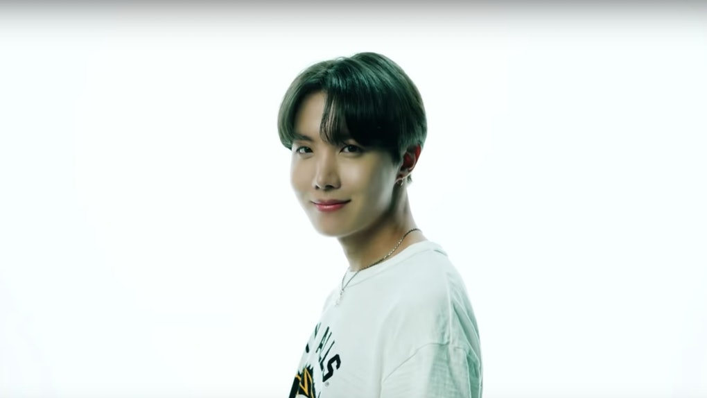 """J-Hope from BTS takes the center stage in his new """"Ego"""" comeback trailer."""