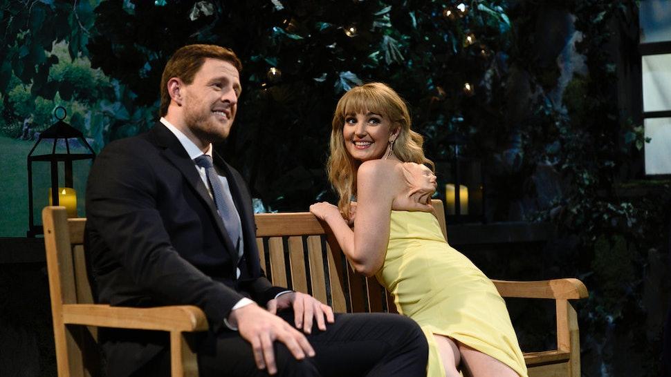 SNL's 'The Bachelor' Parody Includes So Many Hannahs