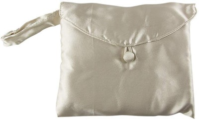 Satin Pillow Cover by Tom David Lewis
