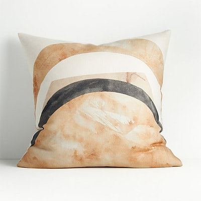 Rising Print Pillow