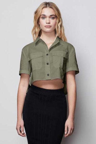 The Crop Shirt