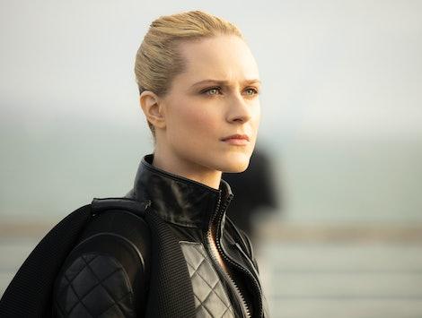 Evan Rachel Wood in 'Westworld' Season 3 HBO