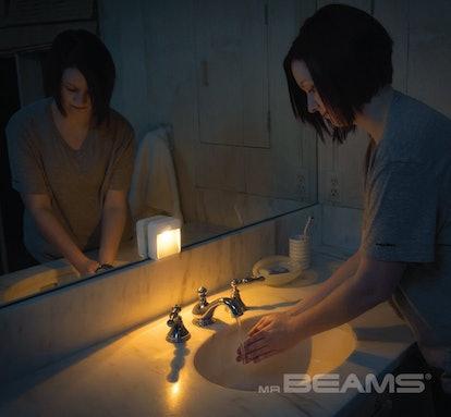 Mr. Beams LED Stick-Anywhere Nightlight