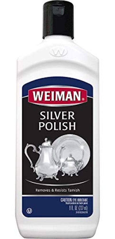 Weiman Silver Polish and Cleaner