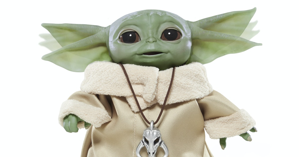 Flipboard Omg This New Baby Yoda Doll Actually Moves