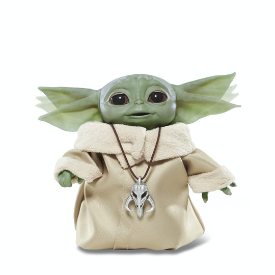 Hasbro's Star Wars The Child Animatronic Edition