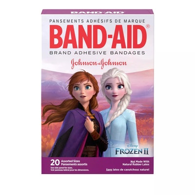 Band-Aid Disney Frozen Adhesive Bandages - 20ct