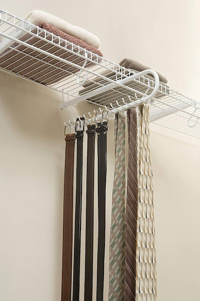Rubbermaid FastTrack Tie & Belt Holder