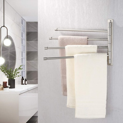 KES Swivel Towel Bar
