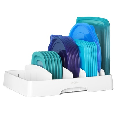 YouCopia 50100 StoraLid Food Container Lid Organizer